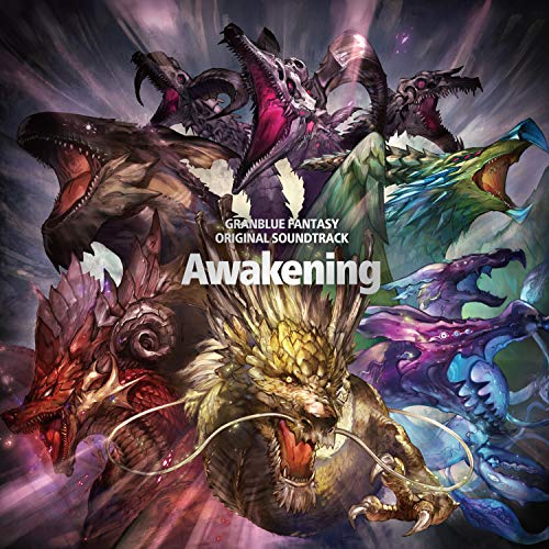 GRANBLUE FANTASY ORIGINAL SOUNDTRACK Awakening