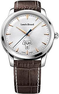 Louis Erard Heritage Collection Swiss Quartz Silver Dial Men's Watch 15920AA11.BEP101