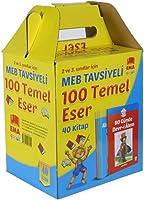 MEB Tavsiyeli 100 Temel Eser (40 Kitap Takım): 2 ve 3. Sınıflar İçin