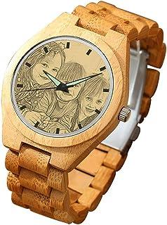 venta de relojes de madera para mujer