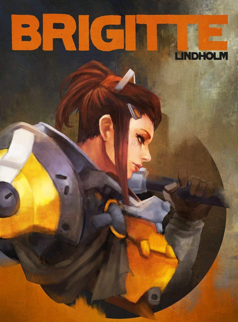 Jinjing Prints Overwatch Brigitte 24inch Buy Online In South Africa At Desertcart