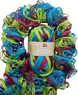webbed yarn