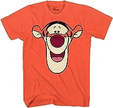 Winnie the Pooh Tigger Face Costume T-Shirt Disneyland Disney World Vacation-X-Large