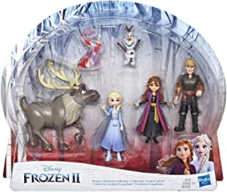 Hasbro Disney Frozen 2 Sd Adventure Collection, Multi-Colour