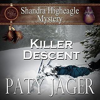 Killer Descent audiobook cover art