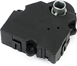 HVAC Air Door Actuator - Replaces 15-73989, 604-140, 20826182, 1573989 - Fits Chevy Traverse 2009, 2010, 2011, 2012, GMC Acadia 2007-2012, Buick Enclave 2008-2012 - AC Heater Blend Mode Actuator