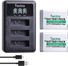 Best g7 x mark ii battery Reviews