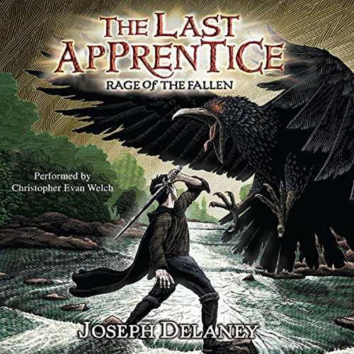 Rage of the Fallen     The Last Apprentice, #8              De :                                                                                                                                 Joseph Delaney,                                                                                        Patrick Arrasmith                               Lu par :                                                                                                                                 Christopher Evan Welch                      Durée : 6 h et 41 min     Pas de notations     Global 0,0