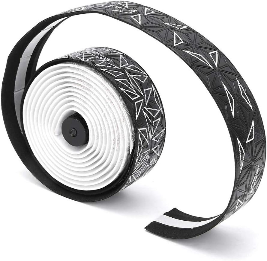 PU Non-slip Handlebar Tape and Handlebar Plugs Keenso Bicycle Handlebar Tapes