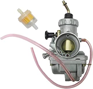 Triumilynn Carburetor for Suzuki Quadrunner 250 LT250 LT250E LT250EF 1985-1987 ATV Carb