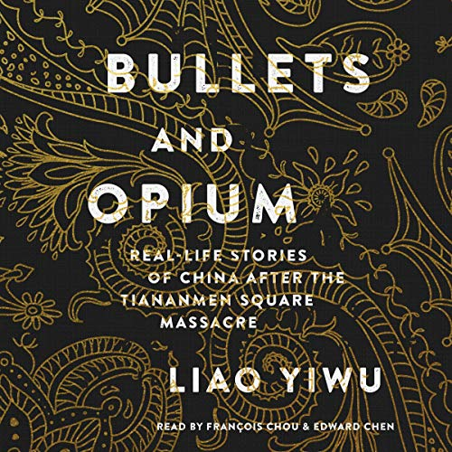 Bullets and Opium audiobook cover art
