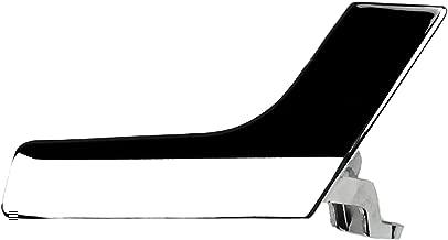 Interior Door Handle Repair Kit (Chrome | Right Side | Front or Rear Passenger) for Mercedes X204 GLK250 GLK300 GLK350 W204 C230 C250 C350 C63 AMG | 2008-2015 | Replacement Inside Inner
