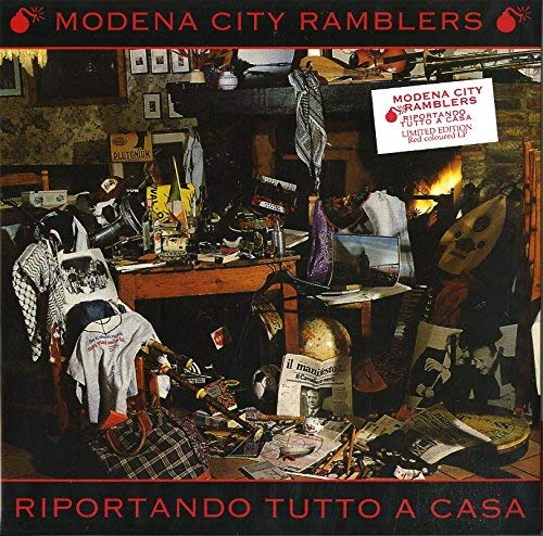 Riportando Tutto A Casa (Limited Edt.Solid Red Gatefold)