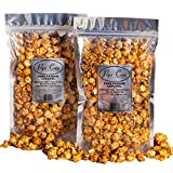 Pops Corn - 1.25 lbs GOURMET CARAMEL POPCORN - 2 PACK! FRESH & DELICIOUS -America's Finest Flavored Popcorn