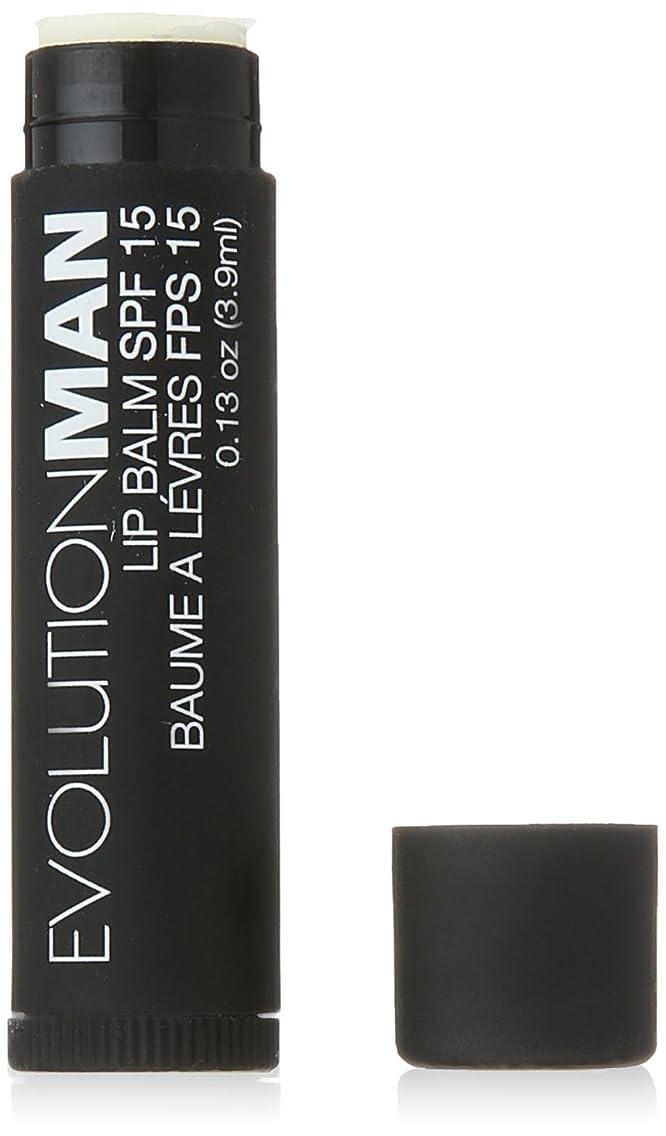 Evolution Man Lip Balm SPF 15, 0.13 Ounce