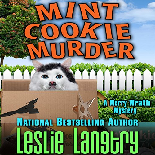 Mint Cookie Murder audiobook cover art
