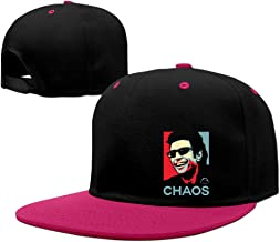 Unisex Hip-Hop Caps Jurassic Park Ian Malcolm Chaos Theory Hat World