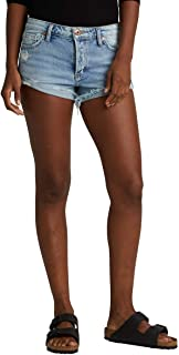 Women's Hello Shorty Denim Shorts