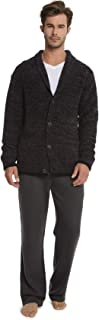 CozyChic Men's Shawl Collar Cardigan, Menswear Fashion...