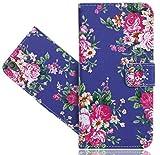Sony Xperia XA1 Plus Handy Tasche, FoneExpert® Wallet Hülle Vintage Cover Hüllen Etui Hülle Ledertasche Lederhülle Schutzhülle Für Sony Xperia XA1 Plus