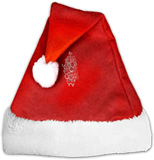 Adventure The Jaguar Shark Christmas Santa Hat Party Caps for Childrens and Adults Family Party