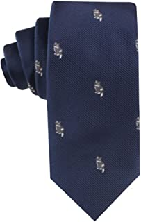 Animal Ties | Woven Skinny Neckties | Gift for Men | Work Ties for Him | Birthday Gift for Guys