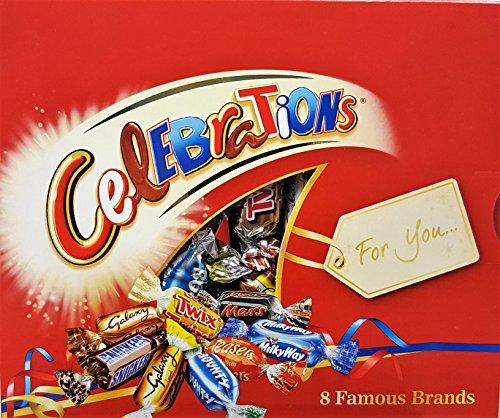 Celebrations Confiseries, chocolats et chewing-gums
