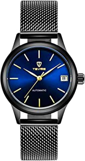 Luxury Brand Women Automatic Mechanical Bracelet Watch Ladies Waterproof Steel Dress Wrist Watches