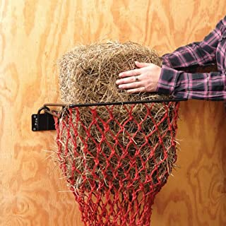 Tough-1 Hay Hoops Original Collapsible Wall Feeder w/Net P