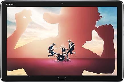 """Huawei Mediapad M5 Lite 10 WIFI con Un Display da 10.1"""" in 16:10, Processore Octacore da 2.4 GHz, Android 8.0., Memoria RAM da 3 GB, Memoria Interno da 32 GB, Grigio"""