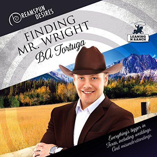 Finding Mr. Wright (Dreamspun Desires) audiobook cover art