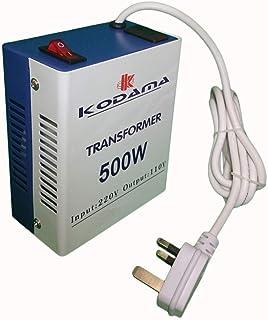 KODAMA Transformer 220V to 110V Power Converter 500 Watt KOT500W