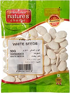 Natures Choice White Seeds, 50 gm