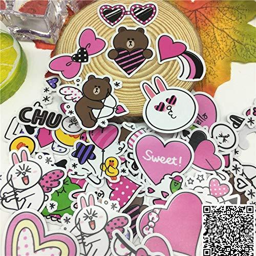 Stickers voor bollen en boog, voor auto, styling, fiets, motorfiets, telefoon, laptop, bagage, cool, grappige sticker, bomb, decals, 40 stuks