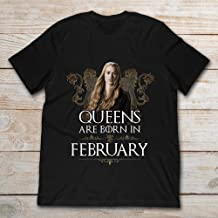 queens are born in february game of thrones