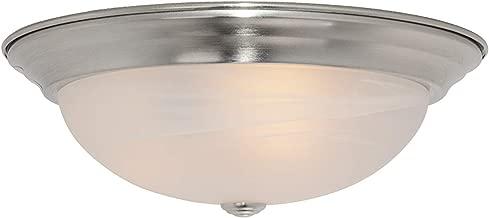 Designers Fountain 1257L-SP-AL Value Collection Ceiling Lights, Satin Platinum