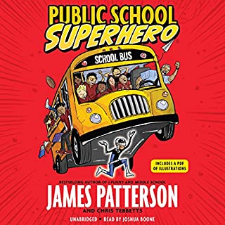 Public School Superhero cover art