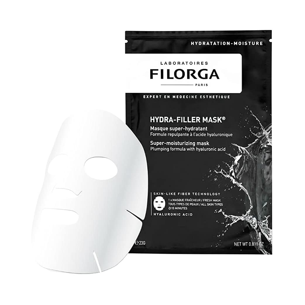 バイオレット明快笑Filorga Hydra-filler Super Moisturizing Mask 23g [並行輸入品]