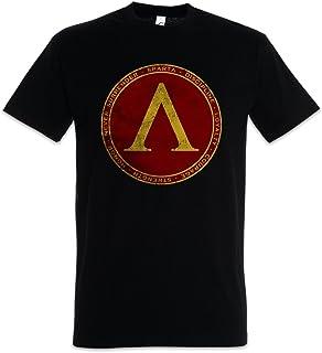 Urban Backwoods Sparta Camiseta De Hombre T-Shirt