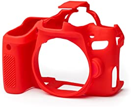 easyCover Case for Canon 77D Camera - Red