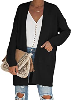 Best oversized cardigan with pockets Reviews