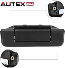 AUTEX Tailgate Liftgate Truck Rear Hatch Door Handle Compatible with Toyota Pickup 1984 1985 1986 1987 1988