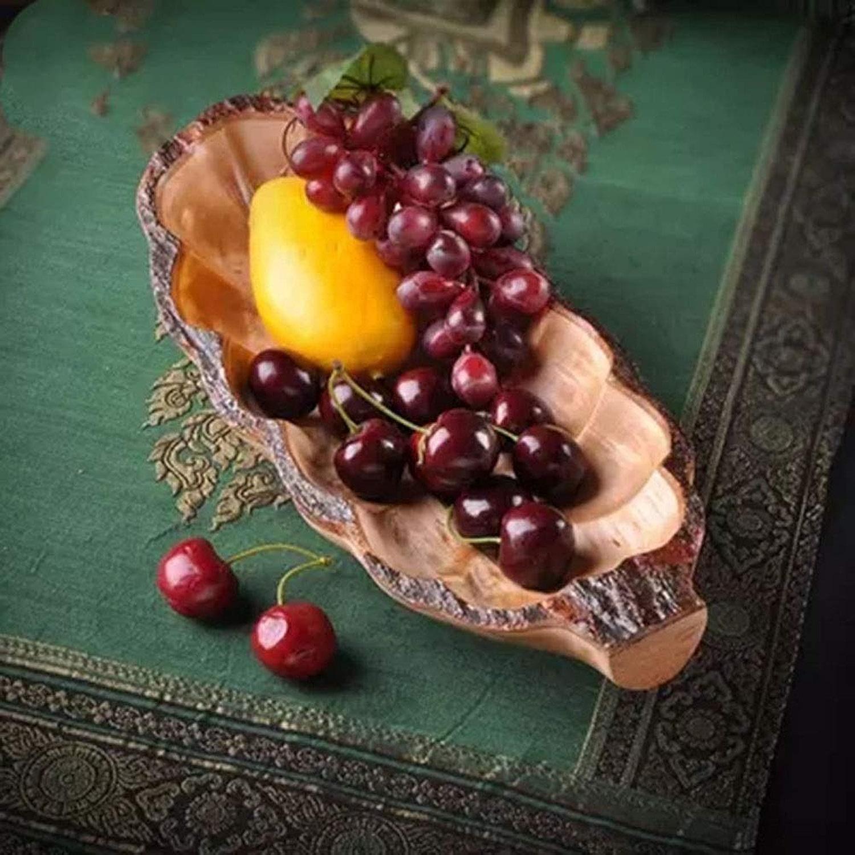 HARDY-YI Assiette de Fruits Assiette de Fruits Simple Salon Assiette de Fruits Assiette de Bonbons Assiette de Fruits Accueil -Corbeille de Fruits