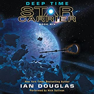 Deep Time audiobook cover art
