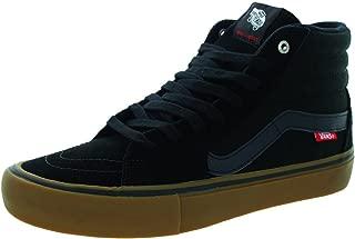 Best vans sk8 hi pro black gum Reviews