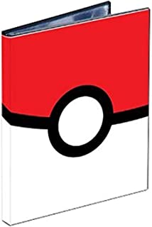 Ultra Pro 4-Pocket Pokemon Poke Ball Portfolio