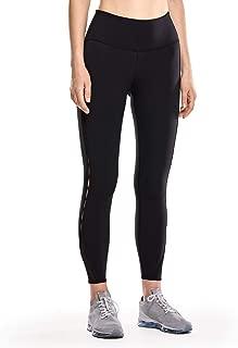 CRZ YOGA Women's Naked Feeling High Waist 7/8 Tight Yoga Pants Workout Leggings -25 Inches