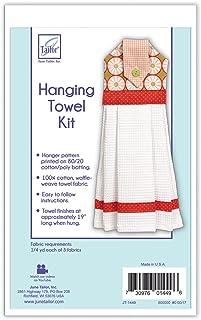 June Tailor JT-1449 Hanging Towel Kit, None