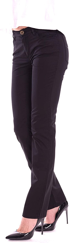Trussardi jeans, pantalone classico per donna,96% cotone, 4% elastan 13534737AP