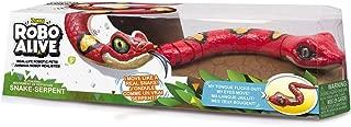 ROBO ALIVE Slithering Snake Battery-Powered Robotic Toy by ZURU